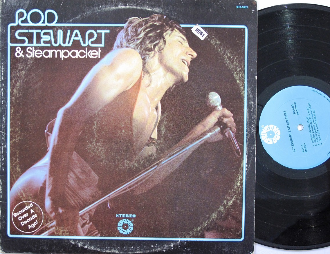 Rod Stewart Trilogy Records Lps Vinyl And Cds Musicstack