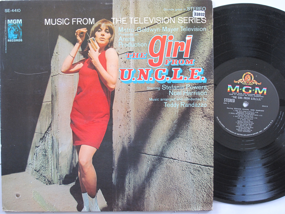 The Girl From Uncle