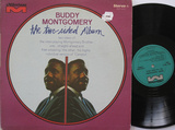 BUDDY MONTGOMERY - Two Sided Album