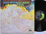 SAVOY BROWN - Hellbound Train LP
